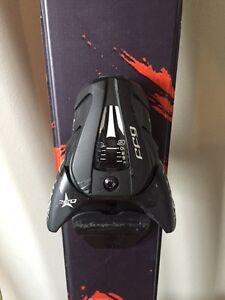 2012 Atomic Theory all mountain skis  Cornwall Ontario image 3