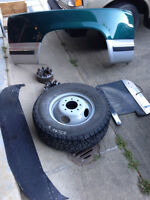 dually kit for gmc 1996 truck