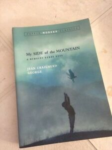 """""""My Side of the Mountain"""" paperback book"""