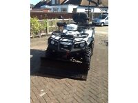 TGB QUAD BIKE 4X4 502cc