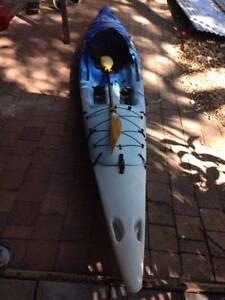4.1 M Kayak Rapid Creek Darwin City Preview