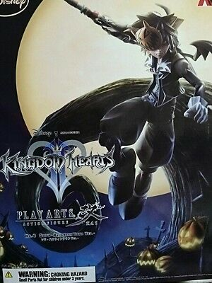 New Square Enix Play Arts Kai KINGDOM HEARTS II Sora Halloween Town From Japan