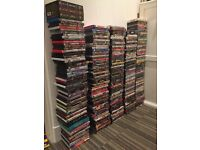 DVD Collection for sale - 340+