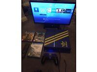 Ps4 Bundle.. Tv Console & Games ( Playstation 4 console )
