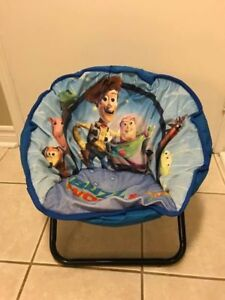 Toy story folding chair