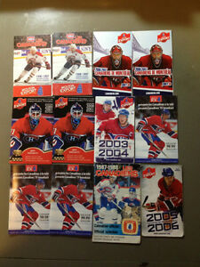 cartes de hockey 4 #