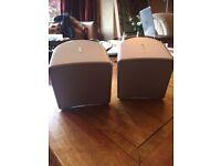 2x Jamo Speakers
