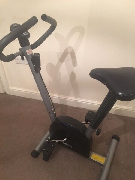 Pro fitness manual exercise bike