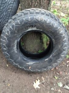 Lots of different tires!