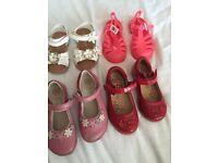 Girls shoes selectokn