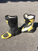 Dainese motorbike leather boots – Woman 8.5