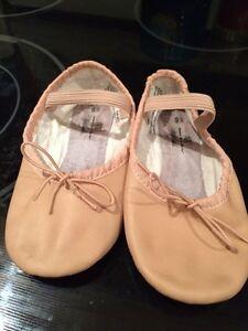 Size 9.5 ballet slippers