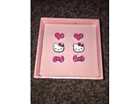 Hello kitty earring