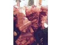 Wood for fire stoves (BLOCKS and KINDLING)