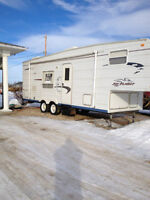 fifth wheel RV
