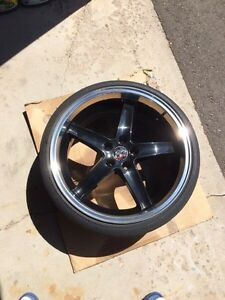 """20"""" OE Racing Rims 5x4.5"""" or 5x114.3mm Staggered $400"""
