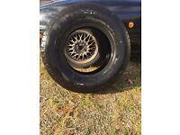 New Tyres for lorry / van 225/75/16c HANKOOK