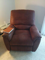 3-month-old recliner