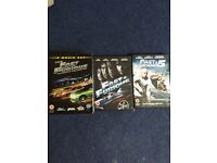 Fast and furious 1-5 dvd collection