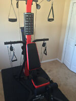 Bowflex PR3000. Like new resistance rods. Priced to move.