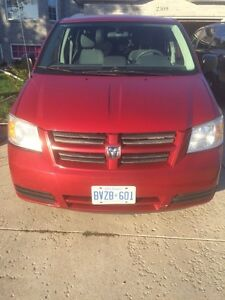 2008 Dodge Caravan SE 174K Accident Free Safety + E Test 6900