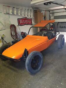 70's vw powered dune buggy