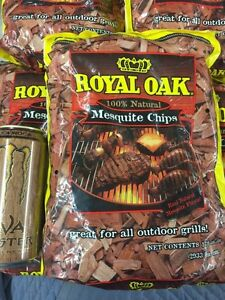 Mesquite smoker wood chips sausage jerky smoker