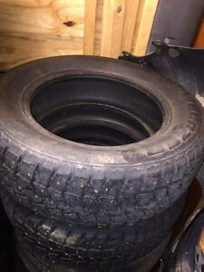 Snow tires open to offers