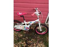 Girls bike age 7/8