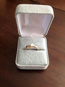 Solitaire Diamond Ring West Island Greater Montréal image 3
