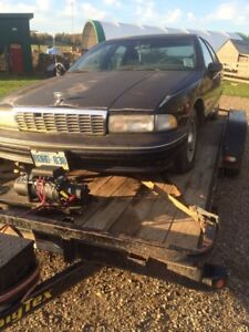 1991 chevy caprice classic 305 trade or sale