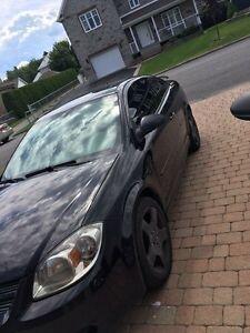 Chevrolet cobalt 2010 noir coupé