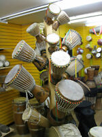 African Drums,Percusssion and more.