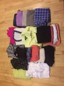 New & Lightly Used Women's S/M clothing