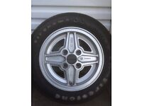 """Ford RS Alloys 13"""" x 6J"""