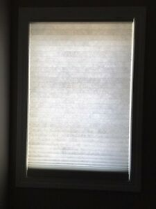 Cellular blinds, white  Kitchener / Waterloo Kitchener Area image 5