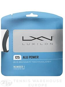 Luxilon Alu Power (125) tennis string sets (new, sealed pack)