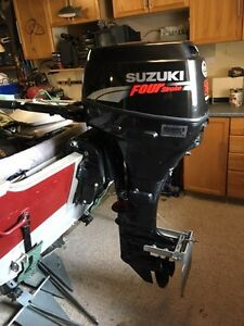 Boat motor for sale! 25 hp 4 stroke long shaft