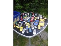 LARGE LOT OF CARS