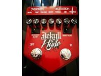 Jekyll & Hyde V2 Overdrive-Distortion By Visual Sound.