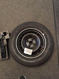 Vauxhall Corsa D/E Spare Wheel & Toolkit