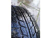4 X winter tyres 195/50/16