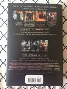 Mortal Instruments City Of Bones By: Cassandra Clare Sarnia Sarnia Area image 2