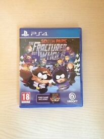 South Park The Fractured But Whole PS4