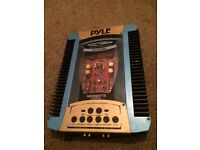 Pyle 1400w 4ch car amplifier (subwoofer sub amp stereo system)