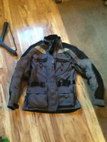 Motorcycle jacket medium
