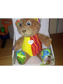 Lamaze baby's first teddy