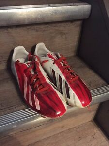 Addidas size 6 soccer cleats