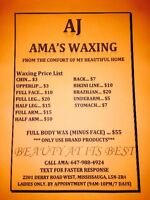 Professional WAXING BRAZILIAN $15 Only (LADIES ONLY)