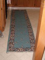 rug runner lg,smallrug,( blanket-rug)throw blankets slip cover